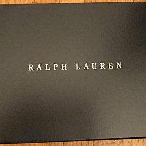 POLO RALPH LAUREN gift box-LARGE (Navy Blue)